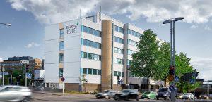 GreenStar Hotel Lahti valitsi Vihreän lämmön